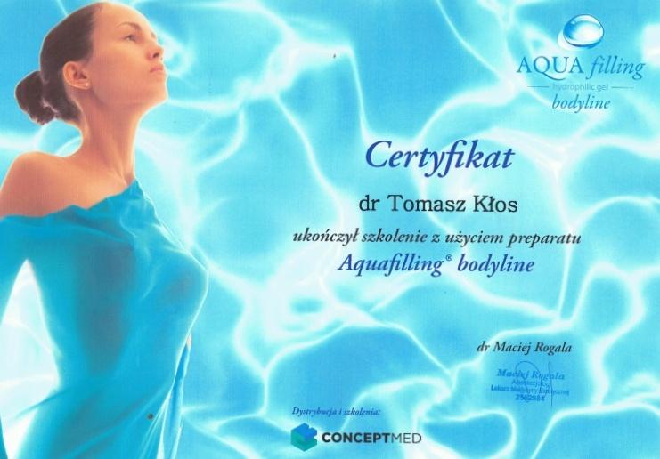 aquafilling-certyfikat