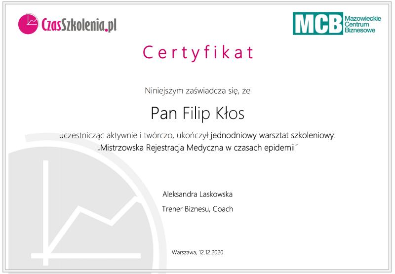 filip-klos-certyfikat