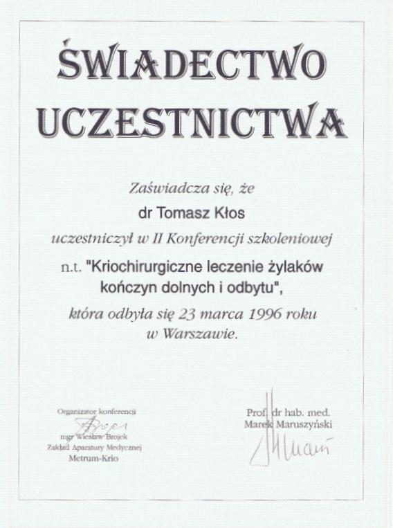 usuwanie-hemoroidow-certyfikat-1