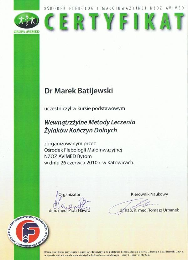 usuwanie-zylakow-certyfikat