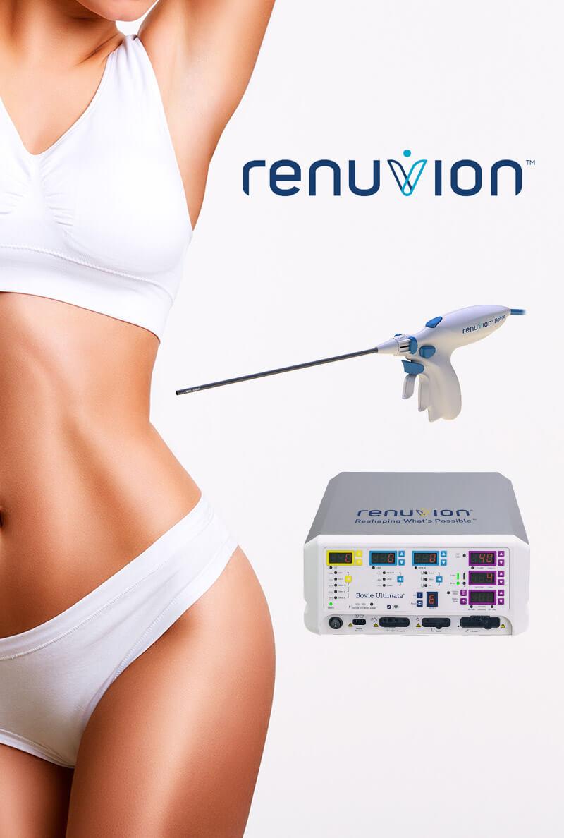 Renuvion i plazma helowa – rewolucja w medycynie estetycznej i chirurgii estetycznej